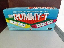 Rummy - T Tile Game By ASI Complete