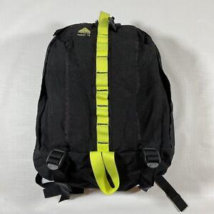Nike vintage ACG Karst 18 Black/Yellow Size 18L Hiking Daypack Backpack
