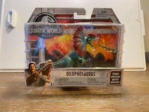 Jurassic World - Attack Pack - Dilophosaurus