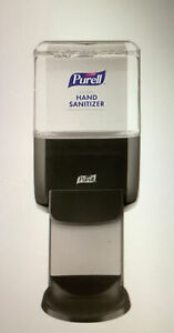 Gojo 5020-01 Hand Sanit ES4 1200 mL BLACK ManuaL DISPENSER ONLY Purel