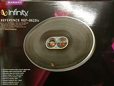 "Infinity Reference REF-9623ix 300 Watts 6""x9"" High Performance 3-WayCar Speakers"
