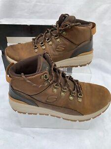 Mens Sketchers Streetwear Volero Merix Boots Size 8 Worn Once