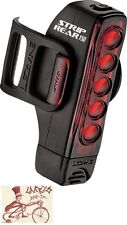 LEZYNE STRIP DRIVE BLACK TAILLIGHT