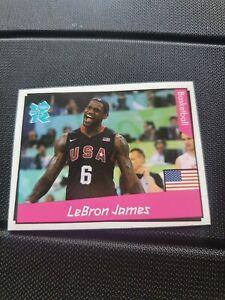 Panini London Olympics 2012 - No 147 LeBron James (Basketball)