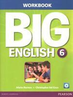 Big English 6, Paperback by Herrera, Mario; Cruz, Christopher Sol, Brand New,...