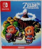 Nintendo Legend Of Zelda Link's Awakening: Exclusive Link & Marin Pin Set NEW !
