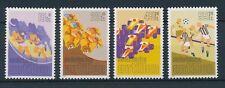 Nederlandse Antillen - 1986 - NVPH 836-39 - Postfris