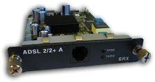 Juniper Networks SRX MP ADSL2-A Mini-PIM ADSL/ADSL2/ADSL2+ Annex A