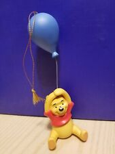 WDCC-Pooh Bear- Up to the Honey Tree- ornament/figurine including Key Ring & Pin