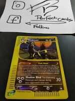 POKÉMON UMBREON RARA REVERSE AQUAPOLIS 41/147 NM-