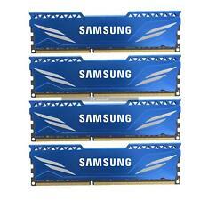 Samsung DDR3 4GB 8GB 16GB 32GB 1066 1333 1600 1866 MHz Desktop 240Pin Memory LOT