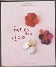Des perles et des bijoux Nathalie Delhaye