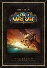 The Art of World of Warcraft by Blizzard Entertainment Staff (2015, Hardcover)