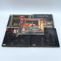 Tech N9ne 5 CD Lot W/ Autograph - Collabos All Access KOD 6s & 7s Absolute Power