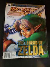 Nintendo Power Magazine Vol 114 Nov 1998 Legend Of Zelda Ocarina w/ Poster