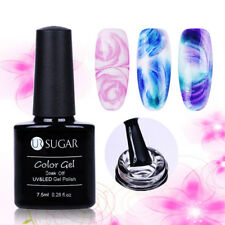 7.5ml Clear Blooming Gel Long Lasting Soak Off Nail Art UV Blossom Gel UR SUGAR