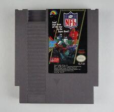 NFL Football (Nintendo NES, 1989) Cartridge Only