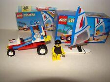 Lego Town: Beach Bandit (6534) - complet avec boite et plan
