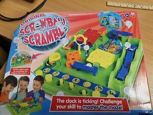 Screwball Scramble - Damaged Box - New
