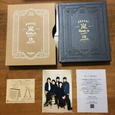 Arashi Photo Frame+Photo Card  Set Japan Fan Club Limited 20 Anniversary