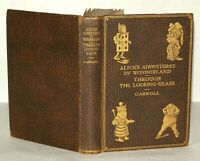 Alice's Adventures In Wonderland/Through Looking Glass, Lewis Carroll, HB, 1928