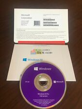 Microsoft Windows 10 Pro 64 Bit OEM