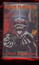 Iron Maiden-a Real Dead One VS Poster(emi Asia Musicassetta MC Mc7 K7