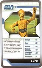 Star Wars - Top Trumps - The Clone Wars - C-3PO