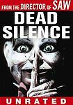 Dead Silence (DVD, 2007, Unrated, Anamorphic Widescreen) Donnie Wahlberg