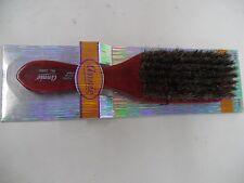 SOFT NATURAL BOAR BRISTLE Full Handle Hair Wave Brush