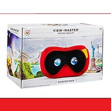 Mattel View Master Virtual Reality Starter Pack DLL68 smartphone 3D VR new