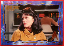 """STAR TREK TOS 50th Anniversary - """"THE CAGE"""" - GOLD FOIL Chase Card #4"""