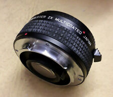 Hoya Auto Teleconverter 2x MC Multi-coated. With case