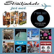 "LOS STRAITJACKETS - JET SET 7"" BOX SET"
