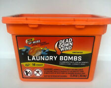Dead Down Wind Laundry Bombs 18 Count Unscented