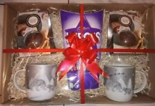 Filled Hamper Chocolates Mugs Hot Chocolate Lover Gift Wrapped