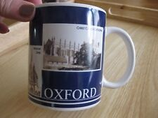 OXFORD Mug Coffee Cup 12 OZ. Radcliffe Camera Bridge of Sighs All Soul's College