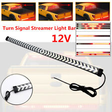 60CM Car Tailgate LED Signal Turn Running Brake Light Bar Reverse Streamer Strip