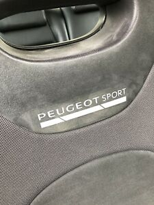 Peugeot 207 Gti Seat Decals X2