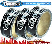 "13100 Dynamat Dynatape (3) 30-foot roll of 1.5""-wide aluminum finishing tape"