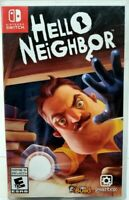 NEW tinyBuild  Hello Neighbor  Nintendo Switch Survival Horror Video Game Sealed