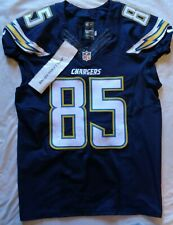 2016 San Diego Chargers Antonio Gates #85 NFL Nike Game Issued Size 46 Authentic