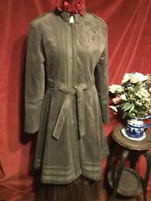 SALE. GORGEOUS RUSSIAN STYLE COAT BY BOHEMIA OF SWEDEN. RRP £215.  SIZE M