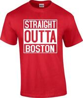 Straight Outta Downey United States Compton Parody Grunge City T Shirt