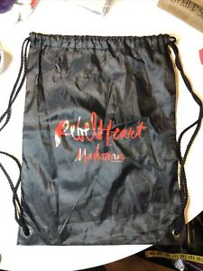 Madonna Rebel Heart Tour VIP Ltd Edition Concert BAG ONLY Merch