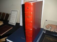 ALEPPO CODEX Leather Hardcover JEHOVAH yhwh Tetragrammaton Watchtower Research