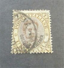 nystamps Italy Eritrea Stamp # 10 Used $68   J8x3494