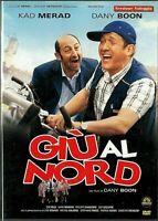 GIU' AL NORD (2008) un film di Dany Boon - DVD EX NOLEGGIO - MEDUSA