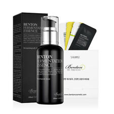 [Benton Cosmetic] Fermentation Essence 100ml + Free Sample