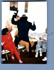 Gay Interest Photo R+0040 Man In Suit From Behind Dancing On Other In Chair